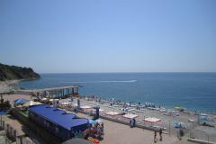 Пляж Ольгинка